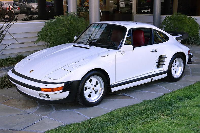 1989 Porsche 911 Slantnose _4976