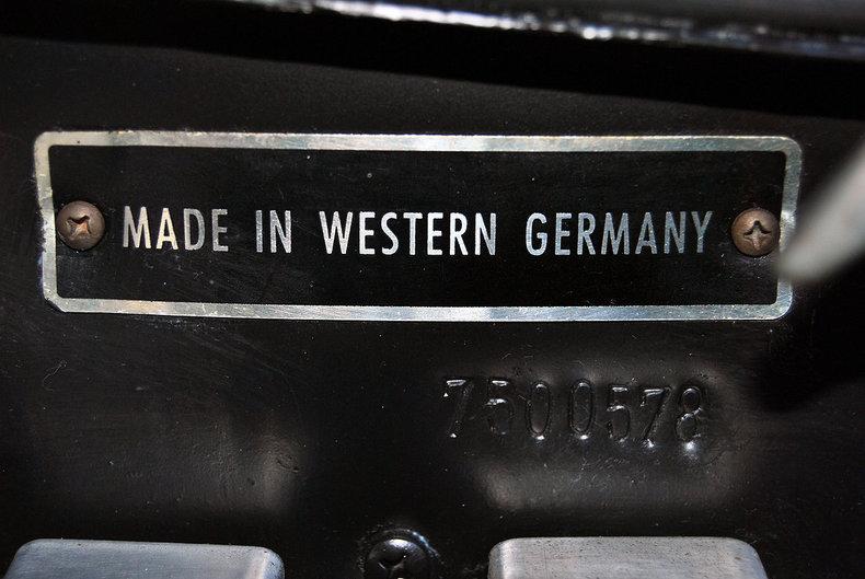 1957 1957 Mercedes-Benz 300SL For Sale