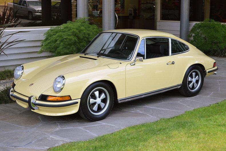 1973 Porsche 911 S S_4715
