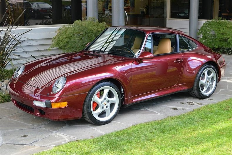 1996 Porsche 911 Carrera 4S Coupe _4773V