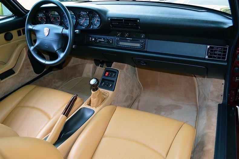 1996 1996 Porsche 911 Carrera 4S Coupe For Sale