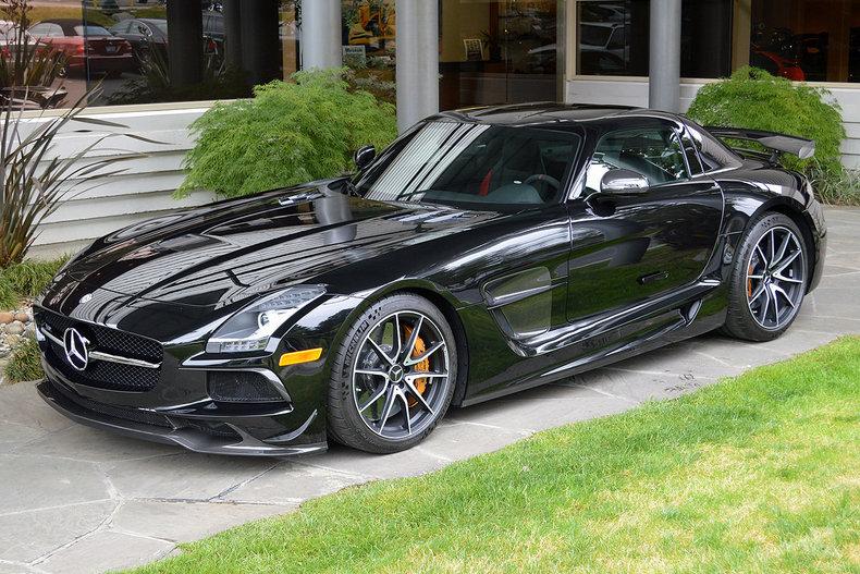 2014 2014 Mercedes-Benz SLS For Sale
