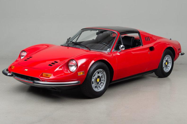 1974 1974 Ferrari 246 GTS For Sale