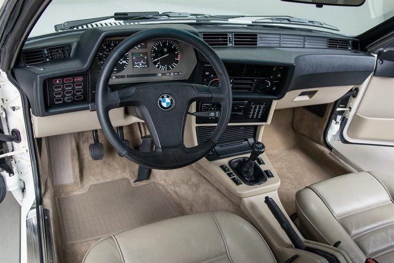 1983 1983 BMW 633csi For Sale