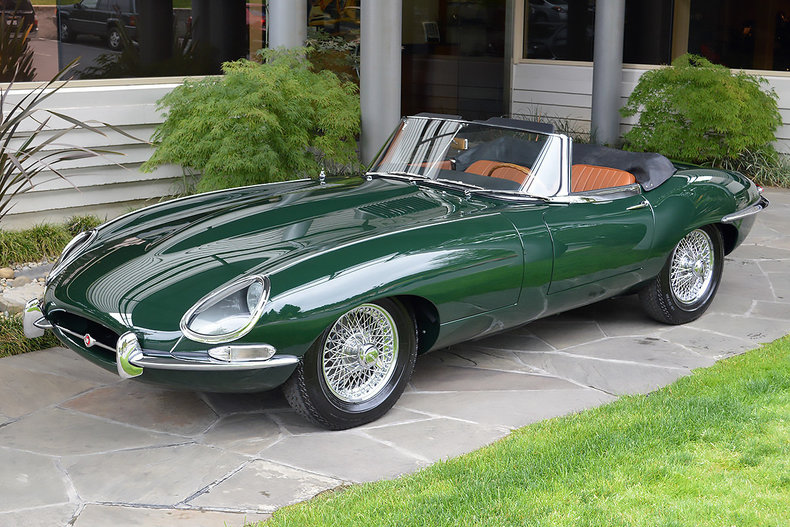 1967 Jaguar XKE E-Type Roadster_4986