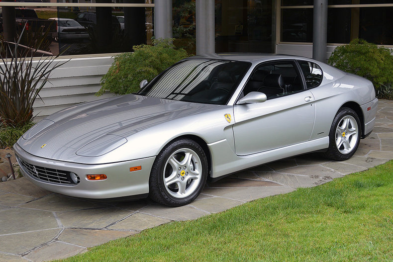 2003 Ferrari 456 M GTA 2dr Coupe Automatic_4996