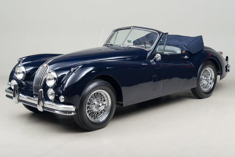 1957 Jaguar XK140 Drop Head Cabriolet MC/SE_5014
