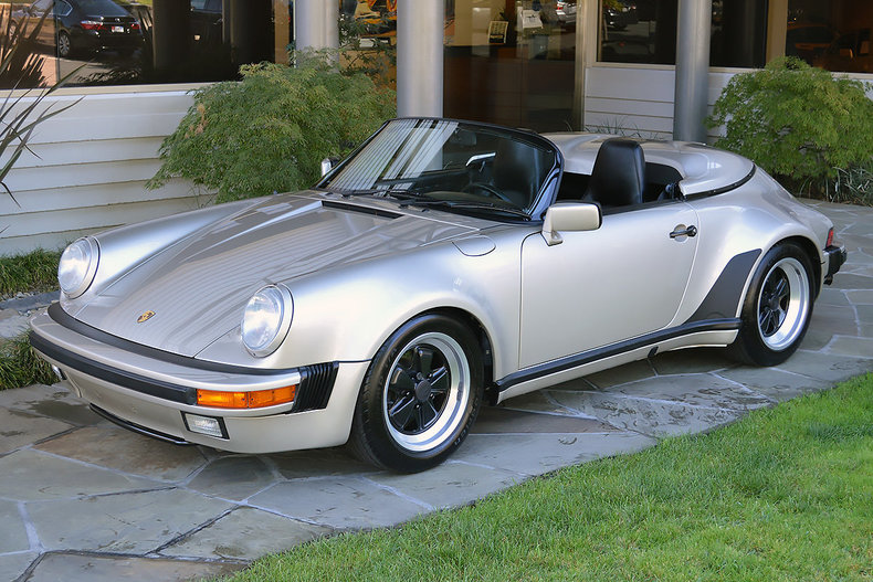 1989 Porsche Speedster 2dr Speedster_5025