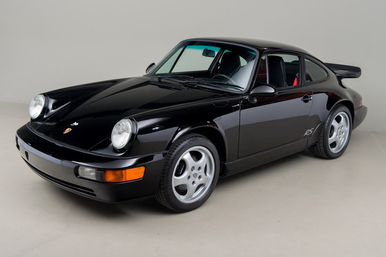 1993 Porsche RS America_5027