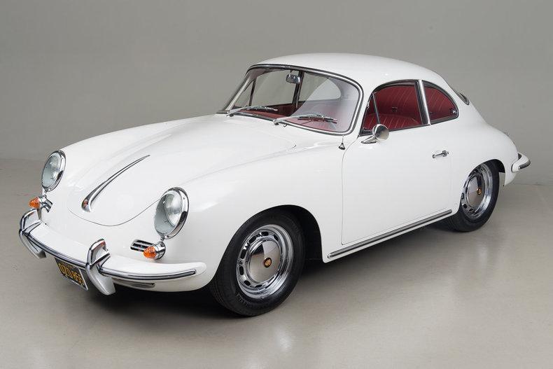 1964 Porsche 356 SC SC_5035