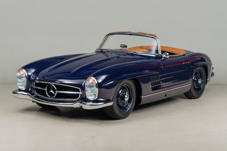 1961 Mercedes-Benz 300SL Roadster _4231