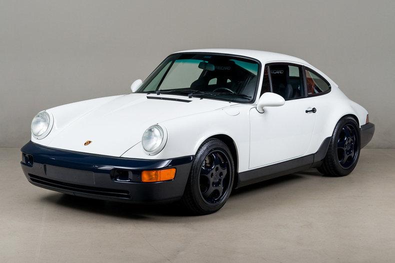 1992 Porsche 911 Carrera Cup _5132