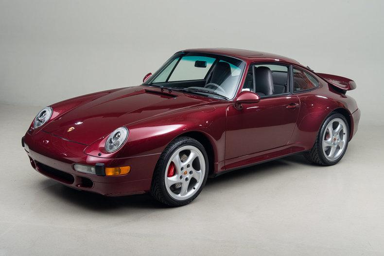 1997 Porsche 993 Turbo Turbo _5144