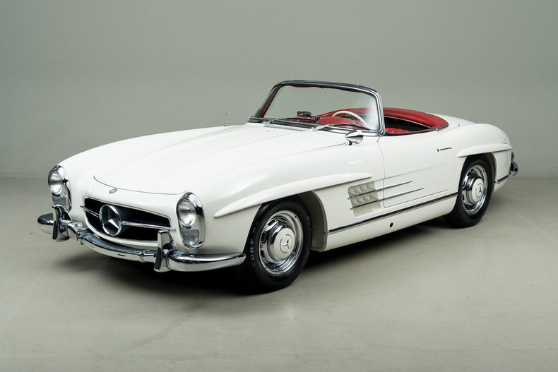 1963 Mercedes-Benz 300 SL Roadster_5170