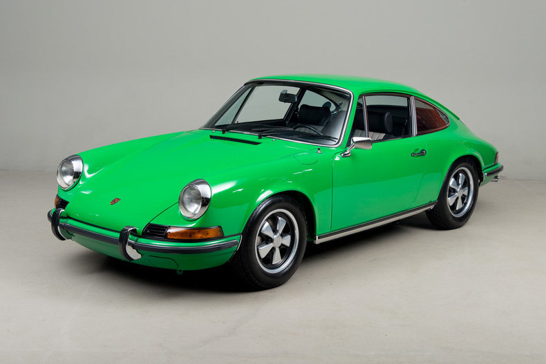 1973 Porsche 911 T_5196