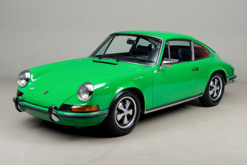 1973 Porsche 911 T _5196