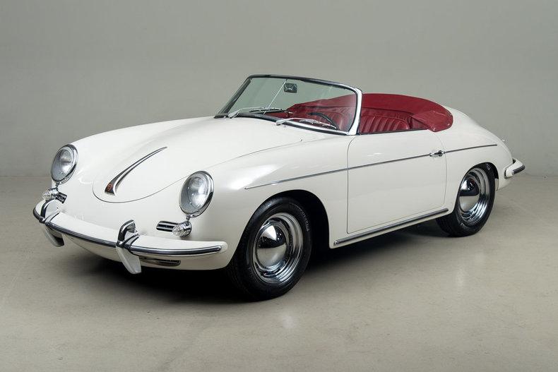 1961 Porsche 356B Roadster_5213
