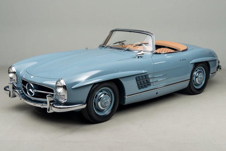 1960 Mercedes-Benz 300 SL_5255