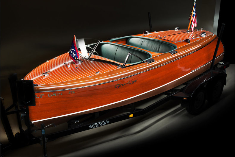 1941 Chris-Craft Custom Runabout _5262