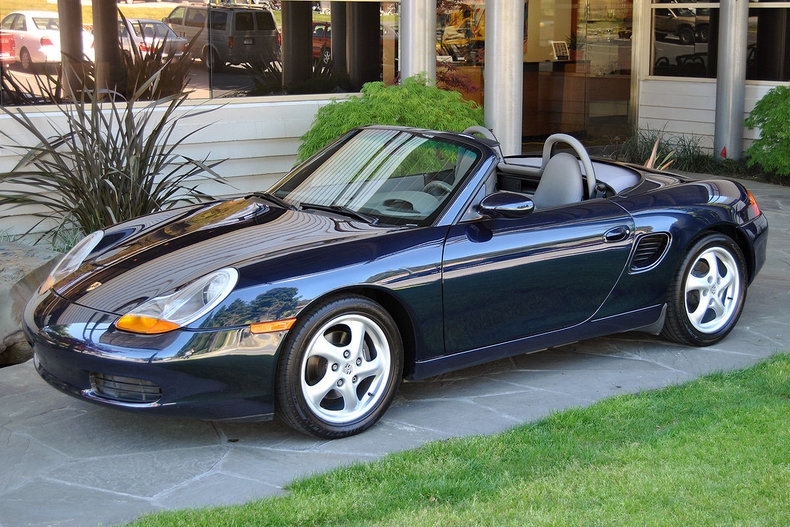 1999 Porsche Boxster Base Trim_4661