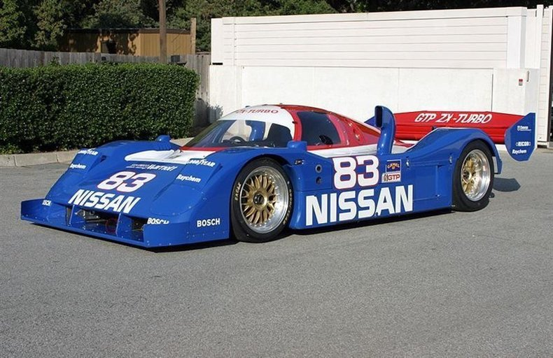 1992 Nissan GTP ZX Turbo_2790