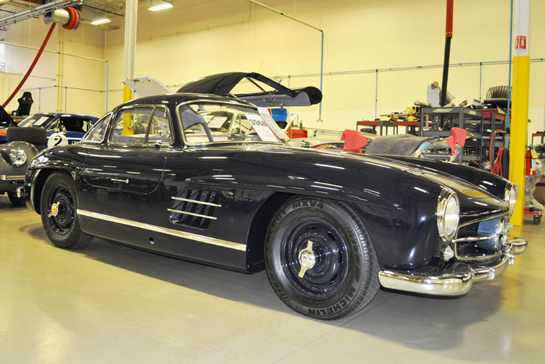 1955 Mercedes-Benz 300 SL Gullwing_3968V