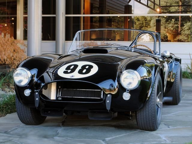 1963 Shelby 289 LE MANS COBRA Team Shelby American_3962V