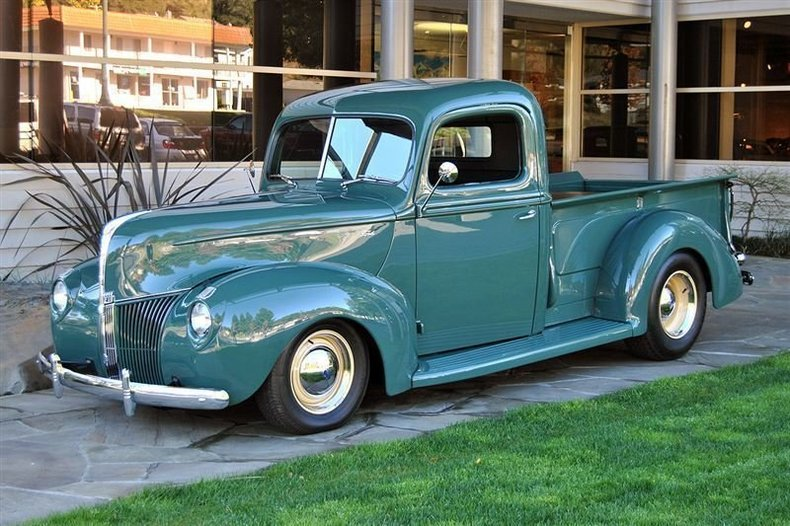 1940 Ford Hot Rod Pick-Up_4062V