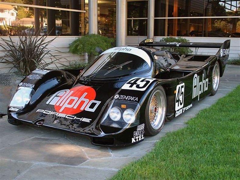 1990 Porsche 962C Group C_4012V