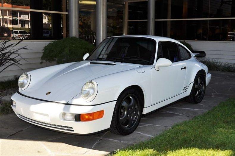 1993 Porsche 911 RS America_4263V