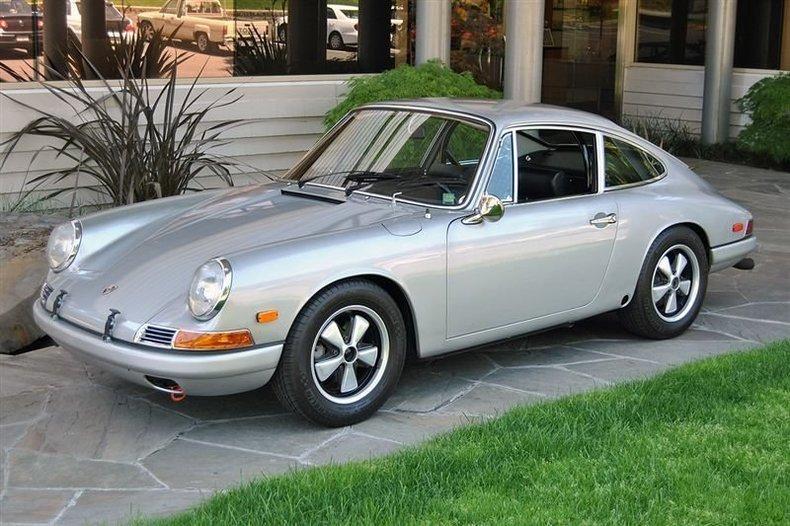 1968 Porsche 911 L_4225