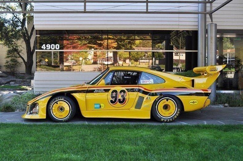 1976 Porsche 934/5 #93_4325V