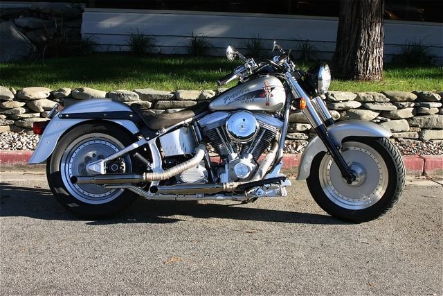 1999 Harley Davidson Fat Boy _3035