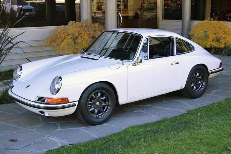 1967 Porsche 911 S_4825