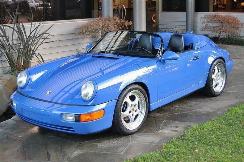 1994 Porsche 911 Speedster_4395