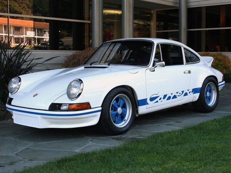 1973 Porsche 911 RS_4328
