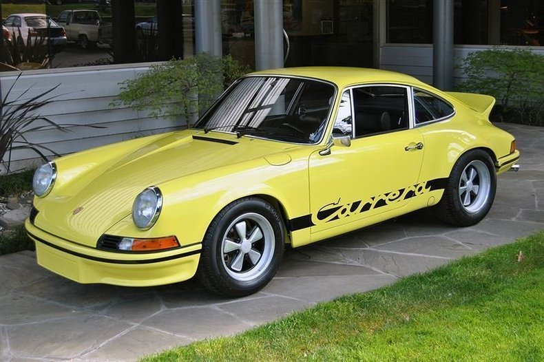1973 Porsche 911 RS Carrera_4434