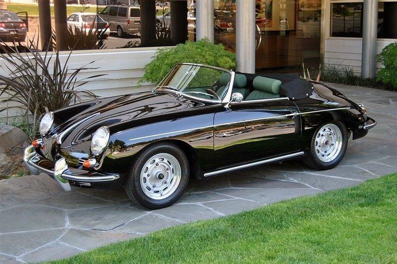 1960 Porsche 356 B Roadster_4472