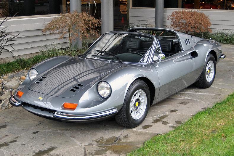 1972 Ferrari Dino 246 GTS_4522