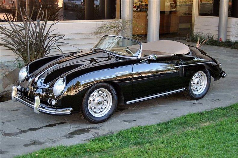 1956 Porsche 356 A Speedster_4561