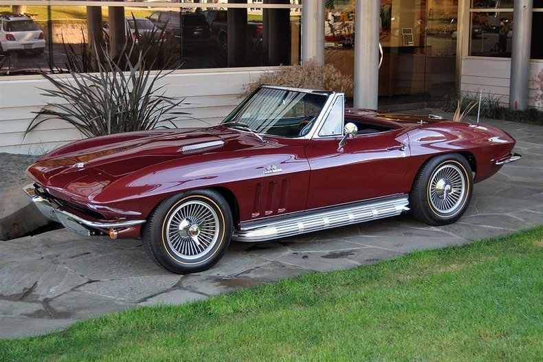 1965 Chevrolet Corvette Sting Ray_4629