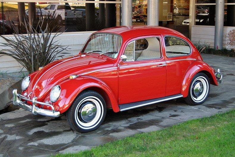 1966 Volkswagen Beetle 1300_4626