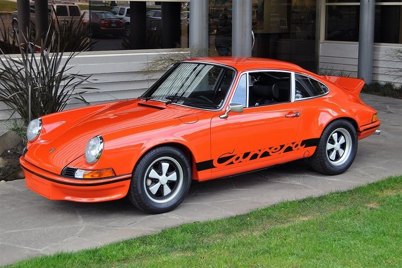 1973 Porsche 911 Carrera RS_4840