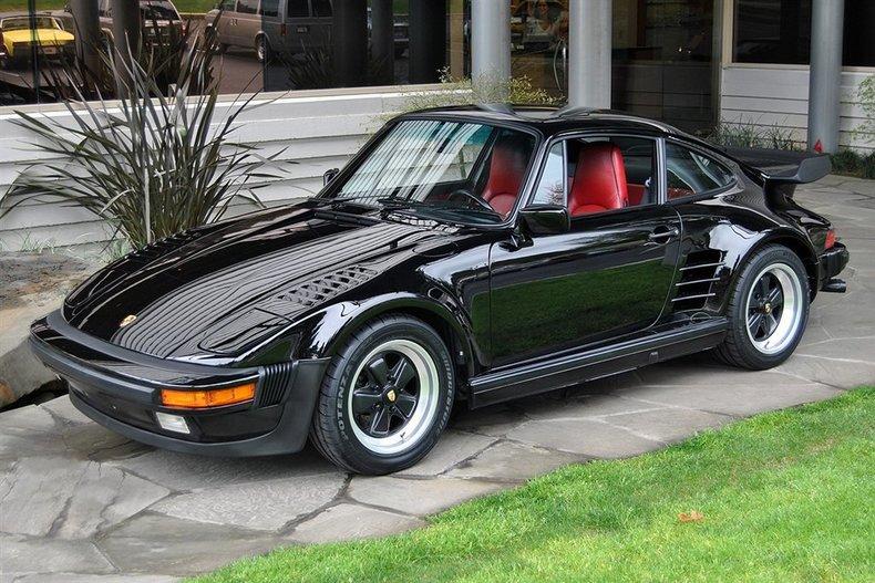 1987 Porsche 911 Carrera_4658
