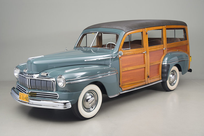 1947 Mercury Series 79M Woodie_4309