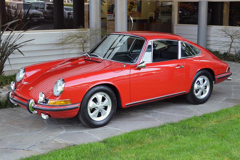 1967 Porsche 911 S_4862