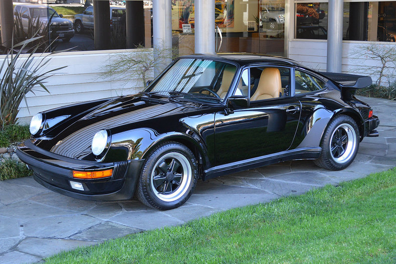 1988 Porsche 911 Turbo_4869