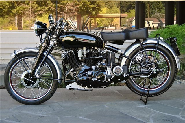 1951 Vincent Black Shadow Series C_4669