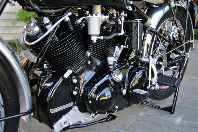 1951 1951 Vincent Black Shadow For Sale