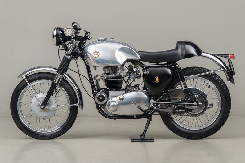 1963 BSA Rocket Gold Star _5281